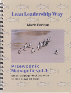 lean leadership way podręcznik